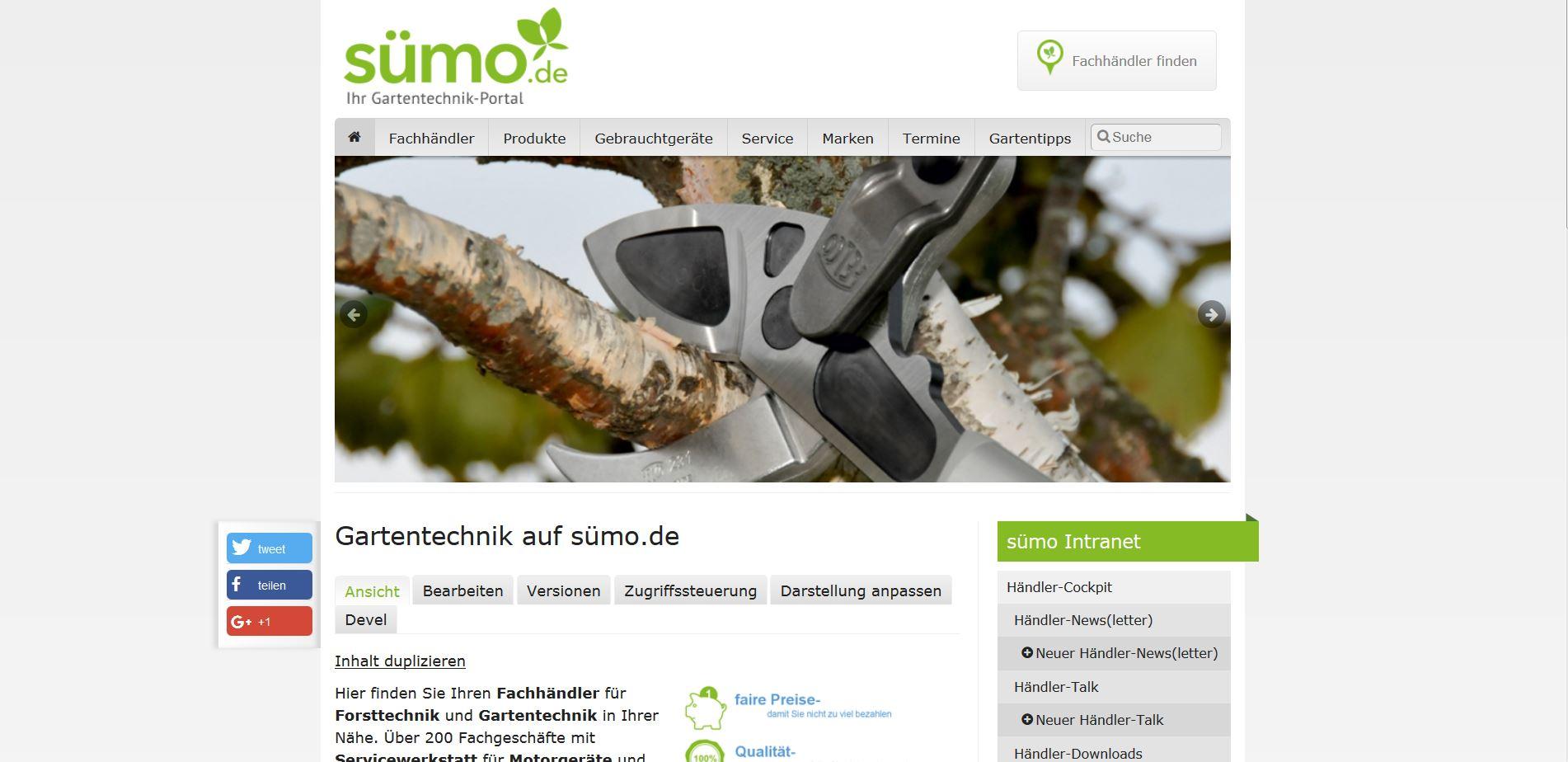 suemo.de Homepage